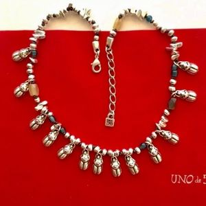 "NWT! UNO de 50 Necklace ""Almost Nothing"" COL1081."